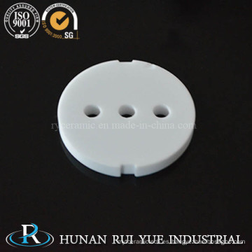 Disco de cerámica del alúmina de alta calidad como válvula de cerámica de la arandela / del aceite del grifo / válvula de gas