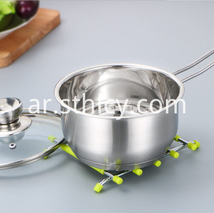 Stainless Steel Cookware Set3