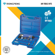 Kits d'outils pneumatiques Rongpeng RP7803