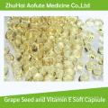 Grape Seed and Vitamin E Soft Capsule