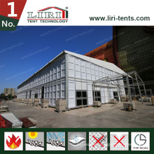 10X30m Inflatable Double Decker Tent Two Storey Tent for VIP Stage