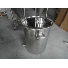 Réservoir de miel sanitaire en acier inoxydable
