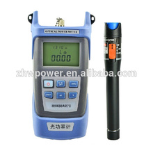 FTTH tool kits with fiber optic power meter and Visual Fault Locator VFL10-30mw