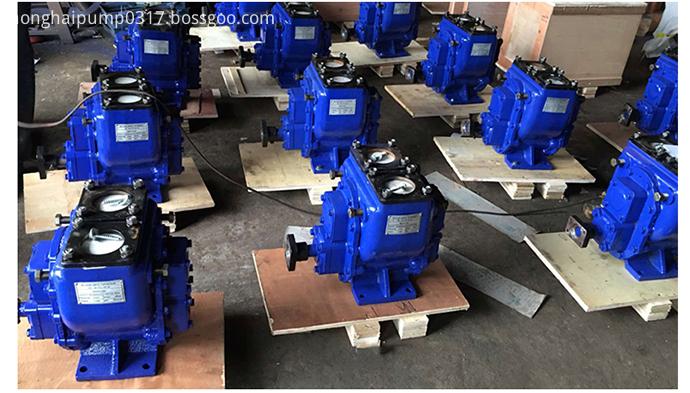 YHCB gear pump