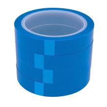 PET Blue Waterproof Refrigerator Masking Acrylic Tape For Electrical Purpose