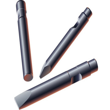 excavator parts msb ms600 hydraul breaker chisel ms600