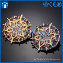 pin отворотом завод высокое качество пользовательские мягкая эмаль блесны