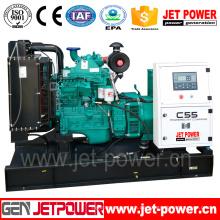 Offener Dieselmotor 400kw 500kVA angetrieben durch Doosan-Maschine