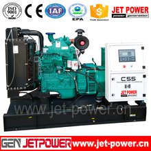 Gerador diesel aberto de 400kw 500kVA posto pelo motor de Doosan