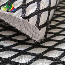 Yarn Mesh Pleated Fabric for High Fashion Cloth