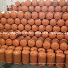ISO4706 Standard Low Pressure LPG Gas Cylinder Filling