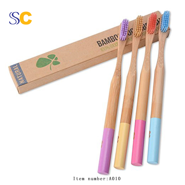 Bamboo Toothbrush A010