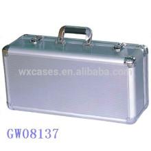 starke & tragbaren Aluminium Metall Koffer-Hersteller