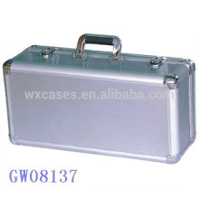 strong&portable aluminum metal suitcase manufacturer