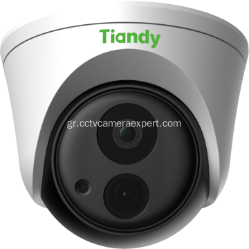 2MP Starlight Face Recognition Face Turret Camera 6mmTC-A32F4