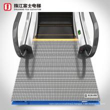 China Fuji Producer Oem Service handrail advertising wheelchair on spiral escalator