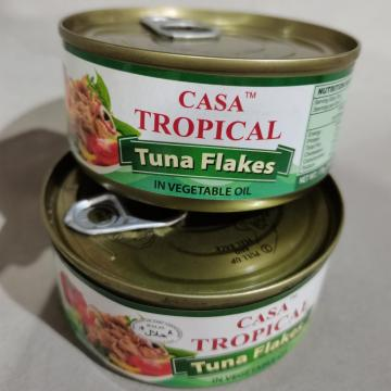 Casa Tropical Thunfisch in Dosen und Flocken