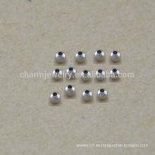 BXG043 Suministros de joyería de acero inoxidable resultados perla para la fabricación de joyas