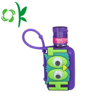 Ukuran Perjalanan Hand Gel Sanitizer Holder