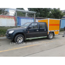 Jiangning small Explosion proof trucks