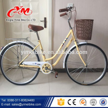 High quality city bike 26 Inch comfort Bicycle/city bike with CE/Cheap City star bike suitable for ladies urban