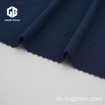 TR8020 Plain Dyed Single Jersey für Herrenhemd