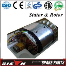 BISON(CHINA) generator rotor and stator