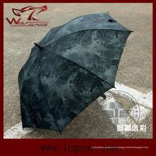 Chef de mode Kryptek parapluie parasol Parasol tactique Airsoft parapluie