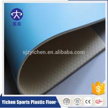 Tapis de sol en plastique professionnel de PVC