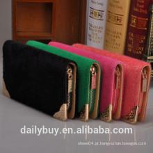 Candy cor tendências moda carteira carteiras para senhoras