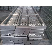 Tabla de andamio osha de alta calidad para la construcción