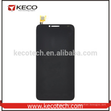 Replacement LCD Display Assembly With Touch Screen Digitizer For Alcatel One Touch Idol OT6037