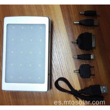 manual de cargador de batería power bank