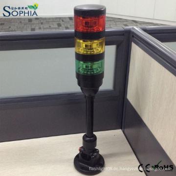 Qualitäts-SMD-Maschinen-Signal-Turm-Licht-Warnlicht IP67