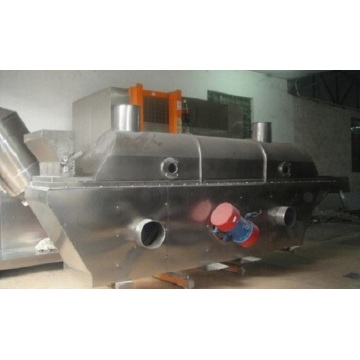 Zlg Series Bleaching Powder Vibration Fluidized Bed Dryer Machine