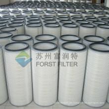 FORST Kraftwerk Anwendung Donaldson Turbine Patrone Filter Bau Qualität Wahl