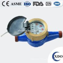 Photoélectriques débitmètres d'eau distance de lecture