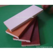 Plinthe de finition plaquée de chêne (SB-119)
