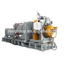 550A Continuous Rotary Extrusion Line for Copper Alloy Trolley Wire