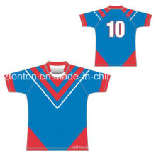 Sublimated Round Neck Rugby Jersey