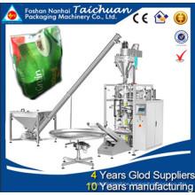 Foshan Taichuan Powder Gusset Bag Packing Machine