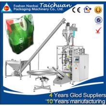 Máquina de embalagem do saco do gusset de pó de Foshan Taichuan