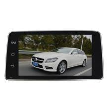 Lecteur DVD de voiture Android pour Benz Cls Navigation GPS avec dispositif de suivi de repose-tête