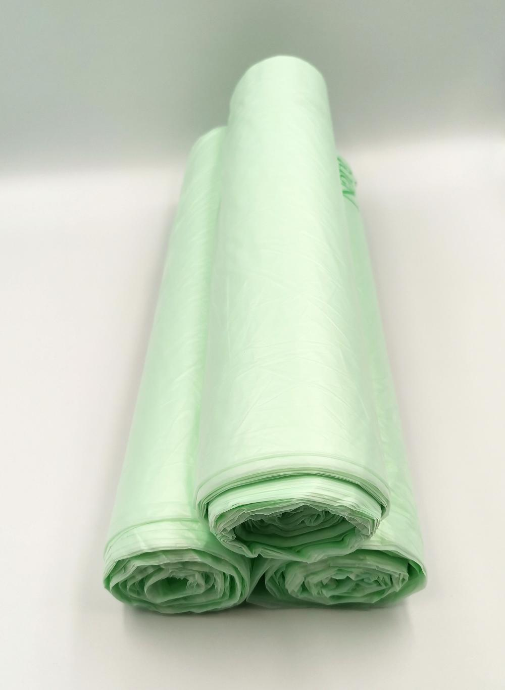 Compostable Garbage Bags On Roll