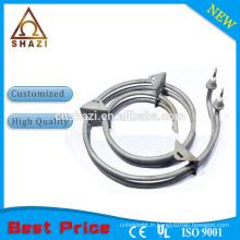 Chauffage tubulaire électrique électrique de qualité supérieure de qualité supérieure