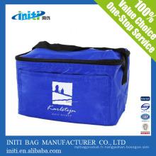 Sacs de refroidissement non tissés personnalisés / tube extérieur peut refroidir le sac