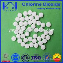 Tablette chimique / chlore Eau Effervescente