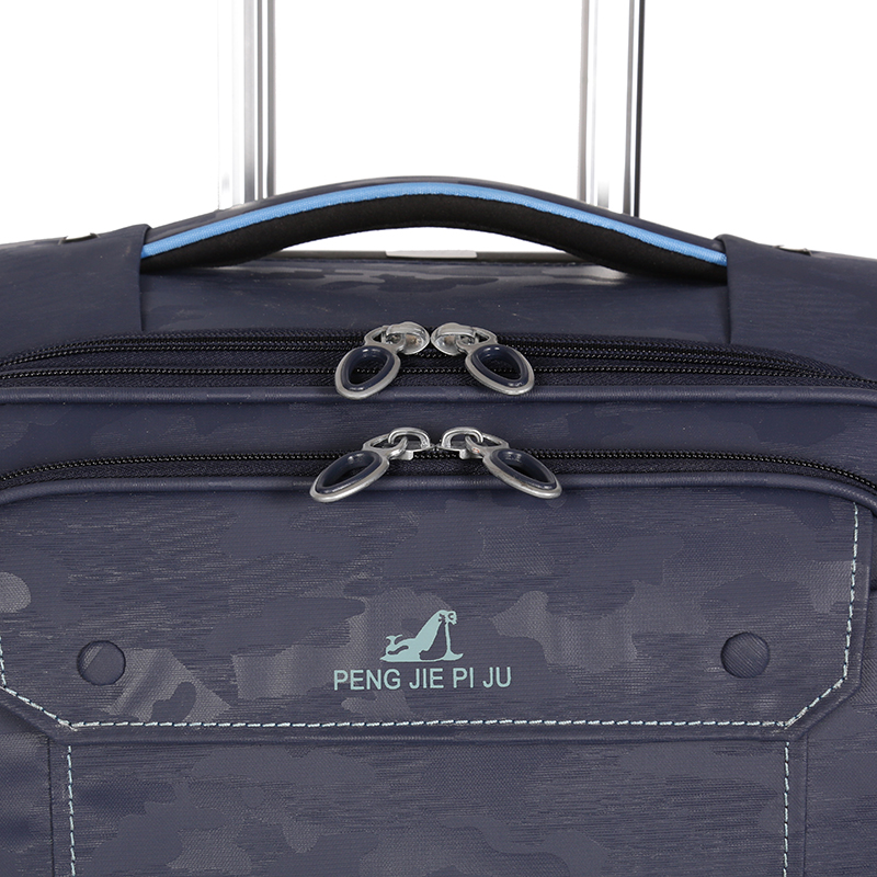 Fabric Polyester suitcase