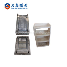 Economic Custom Drawer Plastic Parts And Stackable Storage Cabinet Box Mould Injection
