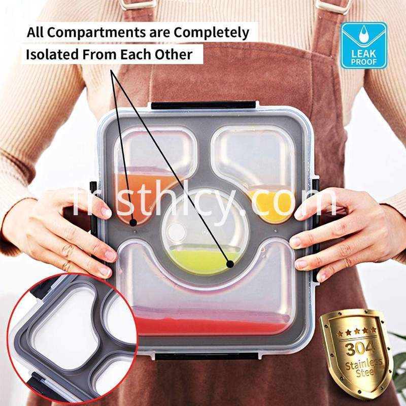 Hot Sale Metal Food Storage Containers